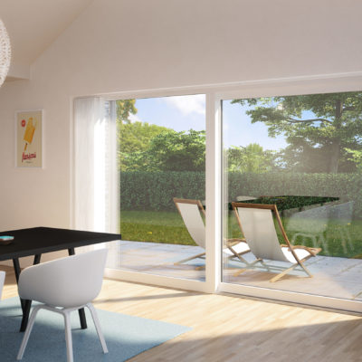 idealcombi Frame IC - Nation IC Sliding Door - internal